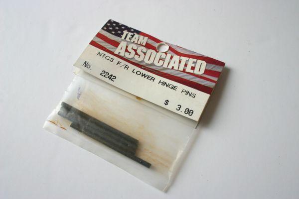 Associated NTC3 F/R Lower Hinge Pins - AS 2242