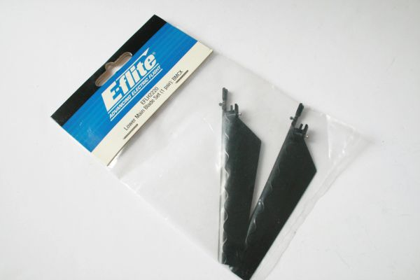 E-Flite Lower Main Blade Set (1 Pair) BMCX - EFLH2220