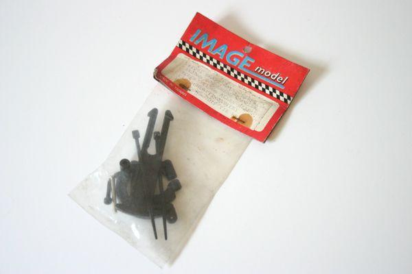 Image Model 1091 Brake Mount, Screws, Battery Hold Down