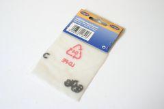 Carson 4mm E-Clip Set - 11341 CA11341