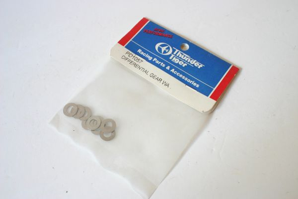 Thunder Tiger Differential Gear Washers / Shims - PD1057 TS-4N