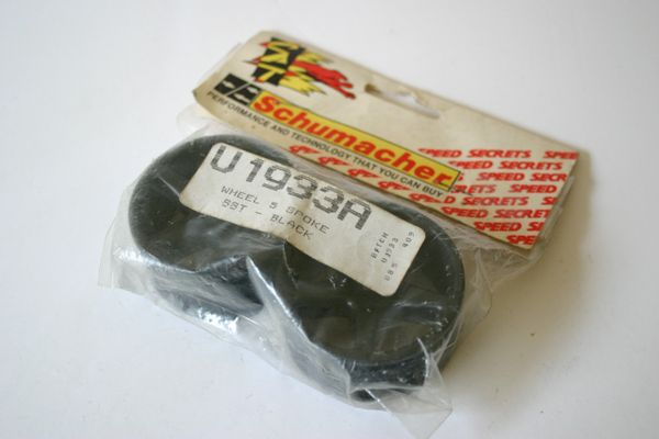 Schumacher U1933A SST 5 Spoke Wheels (Pair) - U1933