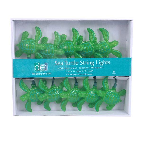 san francisco 6cff0 3038a Sea Turtle String Lights