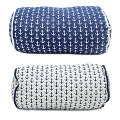 Anchor Bolster Pillow