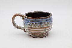 Cape Cod Organic Shape Mug