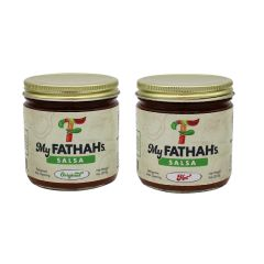 My FATHAH's Salsa Set of 2, 8oz each