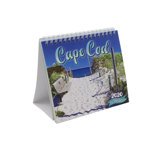 Cape Cod Calendar 2020 Cape Cod 2020 Desk Calendar | Just Picked Gifts