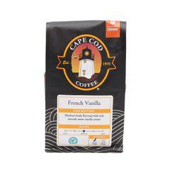 Cape Cod Coffee - French Vanilla