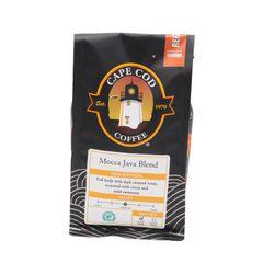 Cape Cod Coffee - Mocca Java Blend