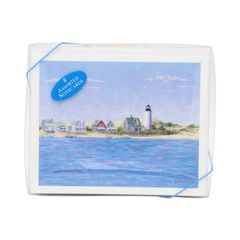 Cape Cod Lighthouses Notecard Collection