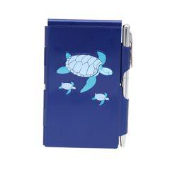 Coastal Turtle Notepad