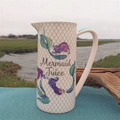 Mermaid Pitcher