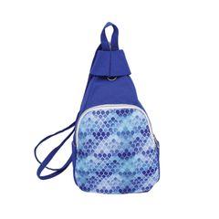 Mermaid Scale Backpack