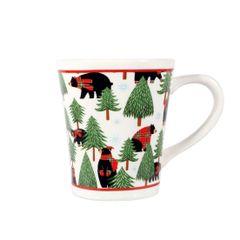 Winter Bear Mug