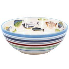 Fish Tales Bowl SM, set of 2