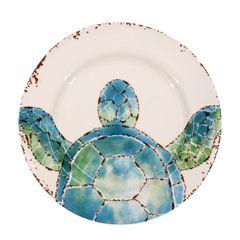 Sea Turtle Dinner Plate