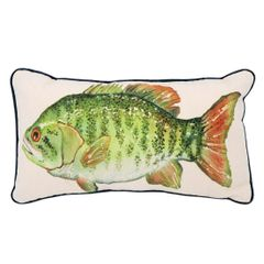 Bass Accent Pillow