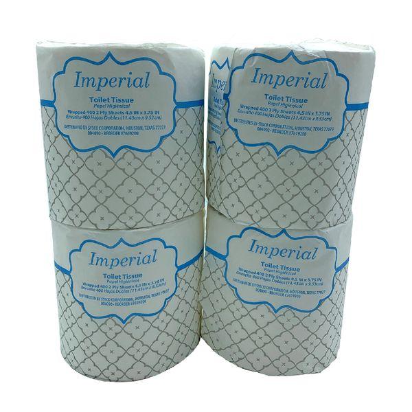 Toilet Paper Rolls - 4pk