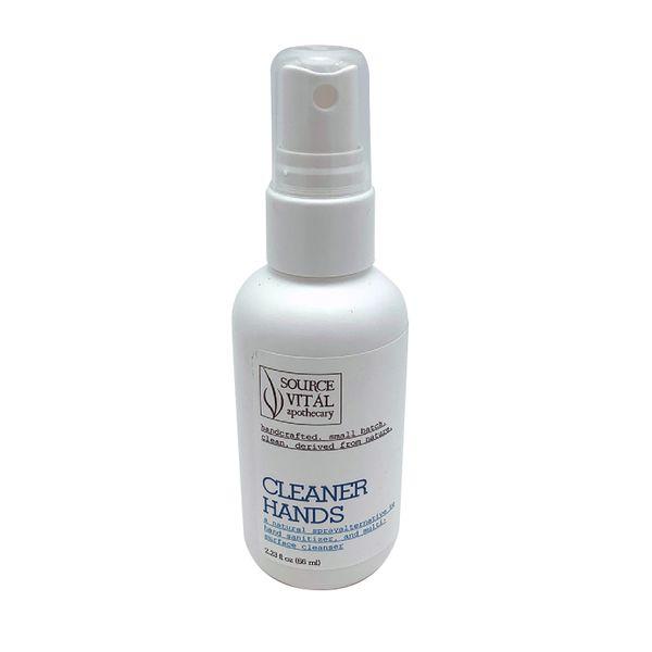 Cleaner Hands Spray
