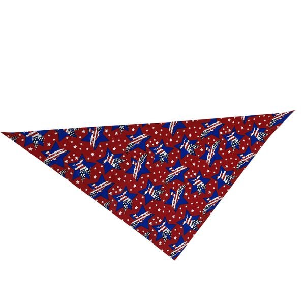 American Flag Stars Bandana