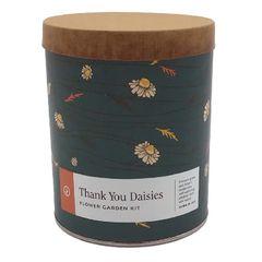 Thank You Daisies Flower Garden Kit