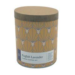 English Lavender Flower Garden Kit