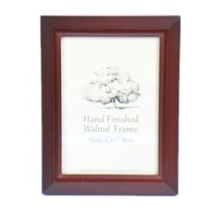 Picture Frame 5 x 7- Walnut