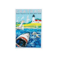 Kennedy Gallery & Studios Poster - Chatham Shark