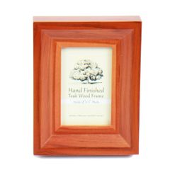 Picture Frame 2x3 - Teak
