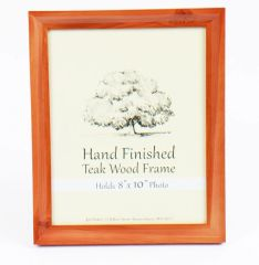 Teak Picture Frame 8 x 10