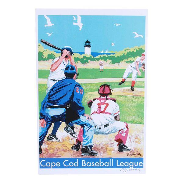 Kennedy Gallery & Studios Poster - Cape Cod Baseball League