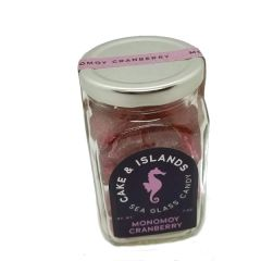 Cake & Islands Sea Glass Candy - Monomoy Cranberry