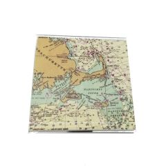 Cape Cod Nautical Chart Map Magnet