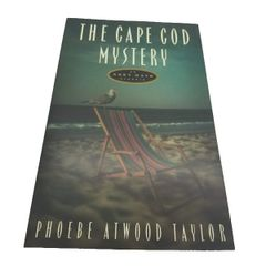 The Cape Cod Mystery by Phoebe Atwood Taylor