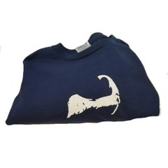 Cape Cod Long Sleeve T-Shirt Navy