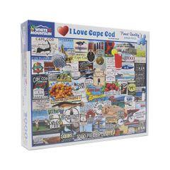 Cape Cod Images Puzzle