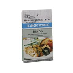 Dilly Fish Seafood Seasoning