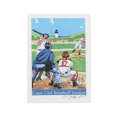 Cape Cod Baseball League Card #1