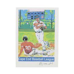 Cape Cod Baseball League Card #2