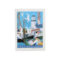 Provincetown Card #1