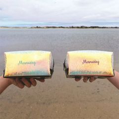 Mermazing Cosmetic Pouch