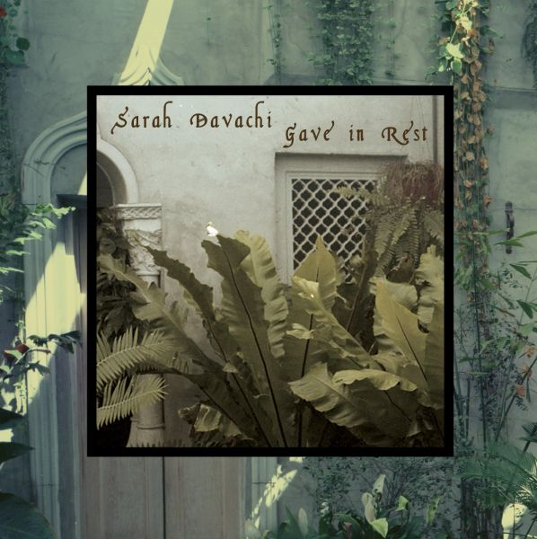 Davachi, Sarah: Gave In Rest LP