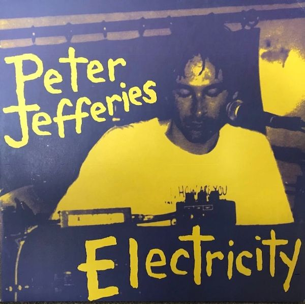 Jefferies, Peter: Electricity (Raffmond, Germany)