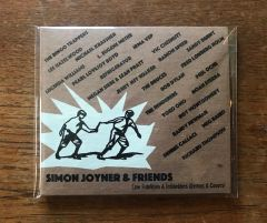 JOYNER, SIMON & FRIENDS: Low Fidelities & Infidelities (Demos & Covers) CD