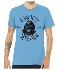 Enhet för Fri Musik Exclusive Limited Edition T-SHIRT Pre-order