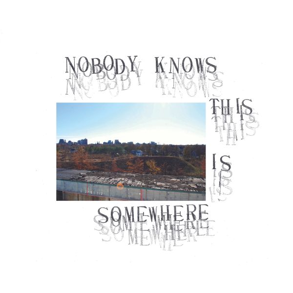 V/A: Nobody Knows This Is Somewhere (New Haven Comp) LP