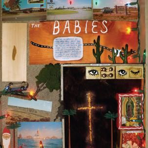 The Babies - S/T CD (ft. Kevin Morby & Cassie Ramone [Vivian Girls])