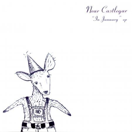 Near Castlegar - In January EP CD
