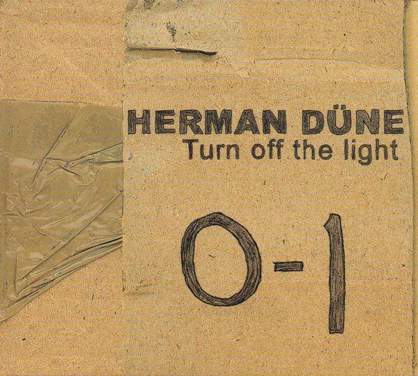 Herman Dune - Turn Off The Light CD