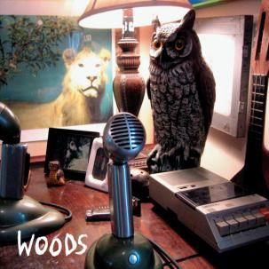 Woods - At Rear House CD